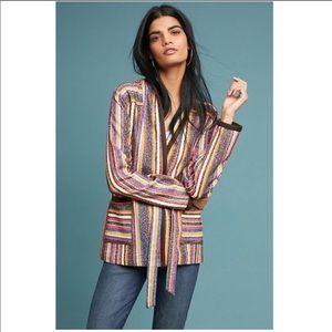 Anthropologie Akemi + Kin Mansoura Jacket Size L